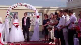 Свадьба Натальи и Алексея, Ведущий Дмитрий Колбин, Хабаровск