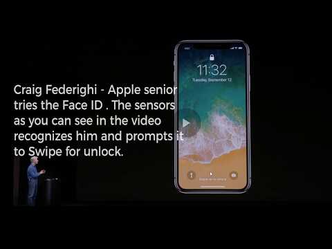 Iphone X  FACE ID - DID NOT Fail !