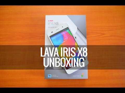 Lava Iris X8 Review Videos