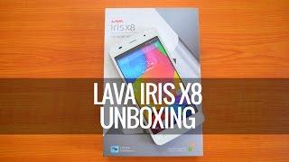 Lava Iris X8 Review Videos