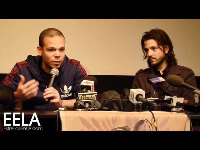 BAILE DE LOS POBRES - Residente Calle 13
