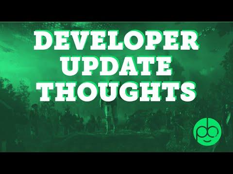 Destiny 2: Developer Update Thoughts!