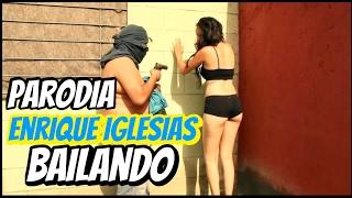 Parodia Enrique Iglesias - Bailando ft. Gente De Zona Robando JR INN