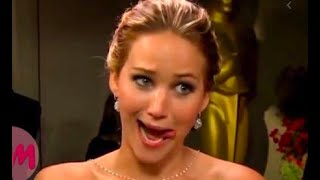 Jennifer Lawrence funniest moments ever (MUST WATCH!!) #3