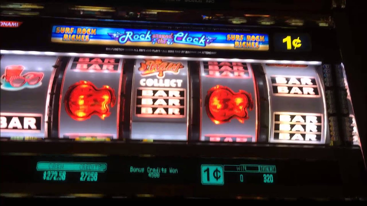 Rock Around The Clock Slot Machine Online