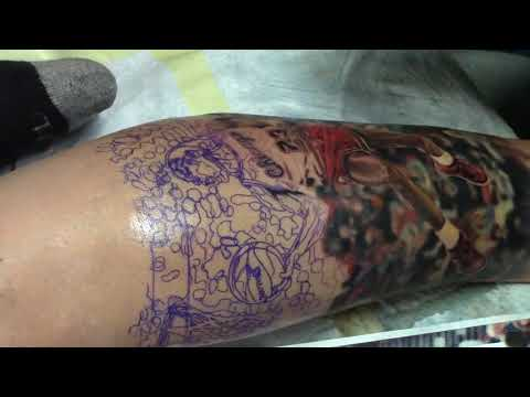 Steve Butcher Tattoo Training & Q&A Video