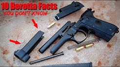 10 Things You Don't Know About The Beretta M9 & 92 Pistol