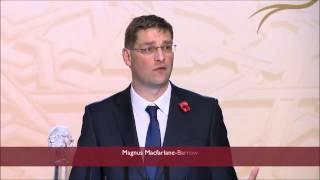 Symposium sur la paix - Royaume Unis (2014)