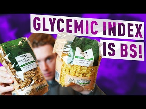 (THE TRUTH) Glycemic Index is nonsense