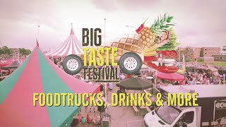Promovideo Big Taste Festival Groningen