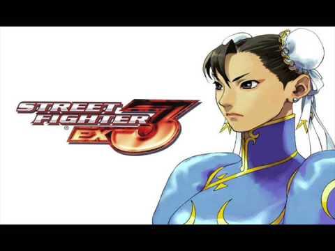 Street Fighter EX3 - Spinning Bird (Chun-Li's Theme)