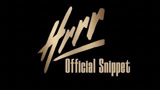 """XATAR """"Hrrr"""" (Official Snippet)"""