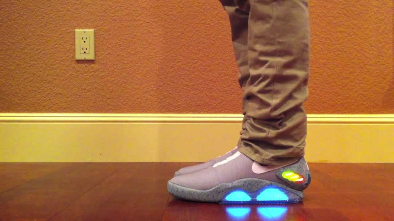 A Look Into the Nike Mag Experience in NYC - WearTesters |Nike Mag Outfit