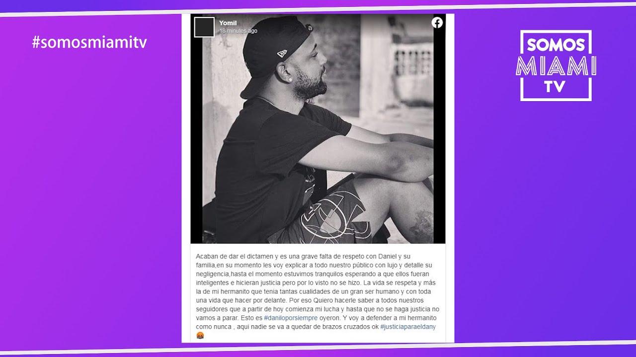 Show 08-06-20 Nuevas revelaciones sobre la muerte del reguetonero cubano el Dany.