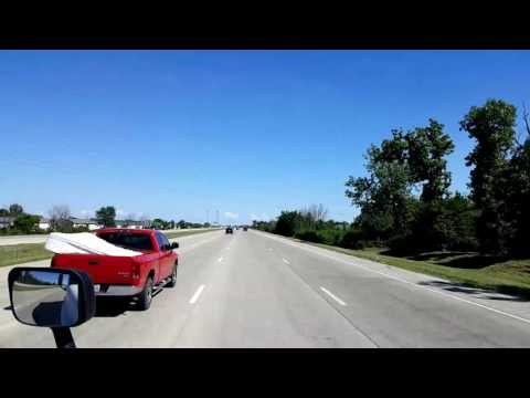 Bigrigtravels Live! Quick trip around the SW corner of IH 470 in Columbus,  Ohio June 25, 2016