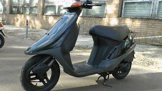 Скутер Honda Tact 50 AF16 - Walkaround, Kupiscooter.ru