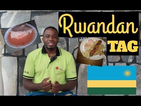🇷🇼 🇷🇼 🇷🇼  Rwandan tag 2016 || Q's about me