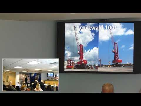 9-28-2017 PORT OF PALM BEACH COMMISSION MEETING PART #2
