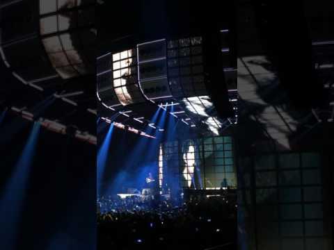 Ed Sheeran - don't call me baby - Zurich Hallenstadion - Live