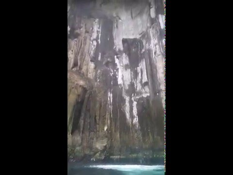 Sawa-i-lau Cave, Yasawa Islands, Fiji