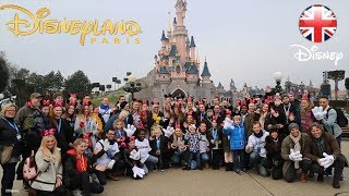 DISNEYLAND PARIS   Magical Flight to Disneyland Paris   Official Disney UK