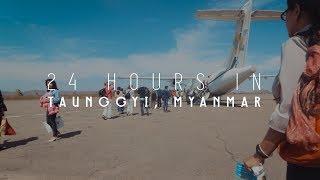 SHOOTING A PROPOSAL VIDEO IN TAUNGGYI, MYANMAR!