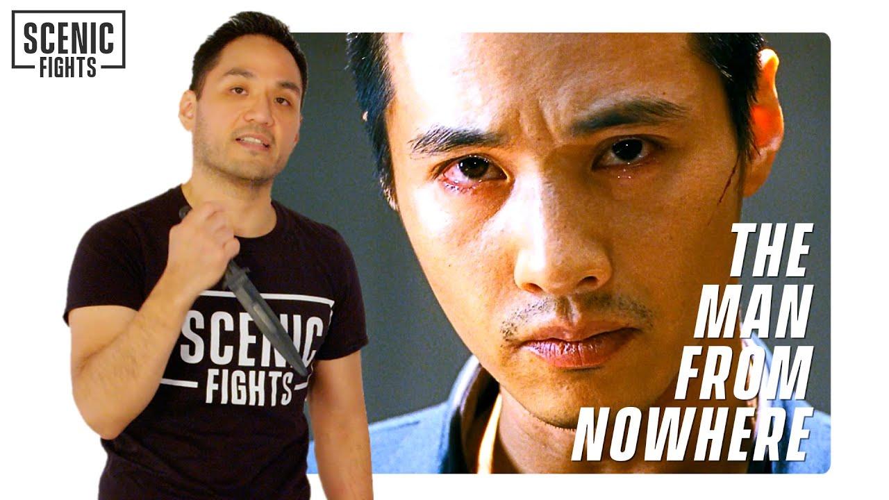 Download Knife Expert Breaks Down The Man From Nowhere Knife Melee Scene   아저씨   Scenic Fights