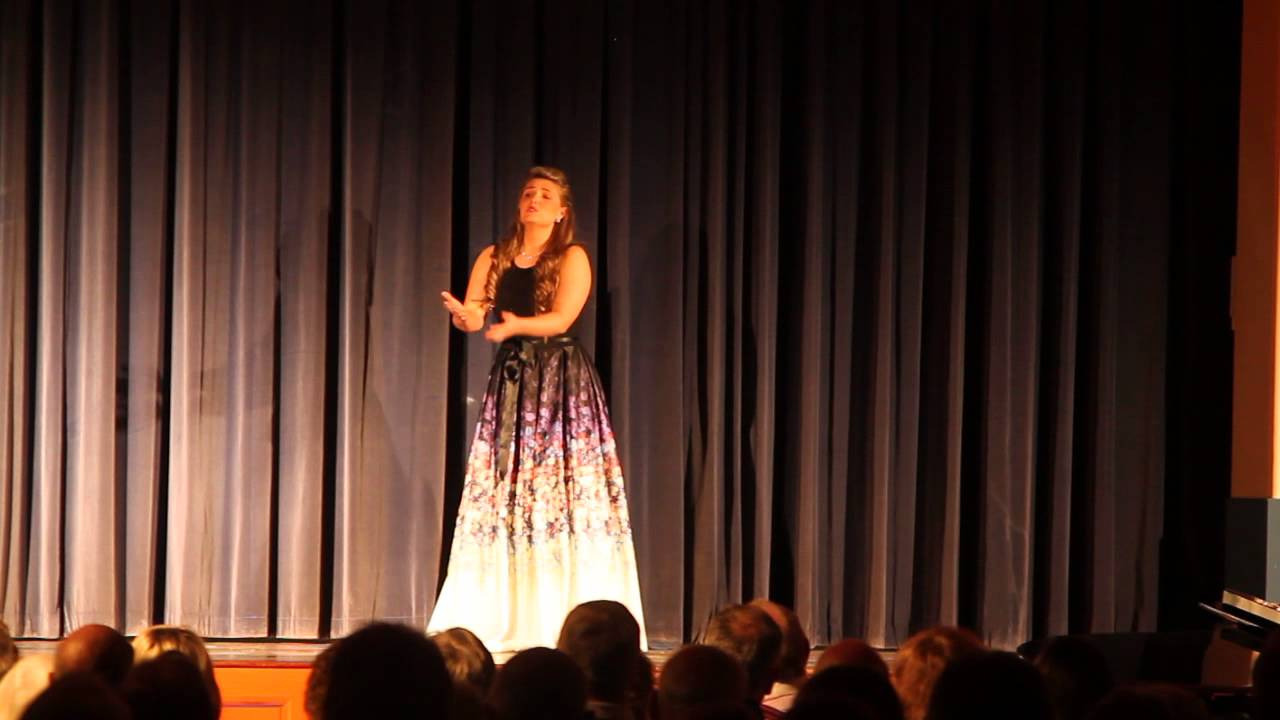 Emily Onsloe How Could I Ever Know From 39 The Secret Garden 39 Youtube