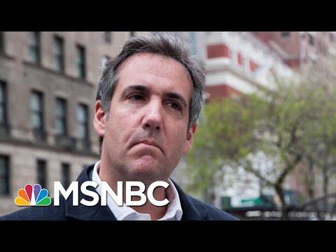 "Avenatti: ""Cannot Overstate Importance"" Of Cohen Invoking 5th Amendment | The Last Word | MSNBC"