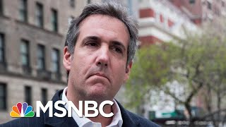 "Michael Avenatti: ""Can't Overstate Importance"" Of Cohen's 5th Amendment Plea 