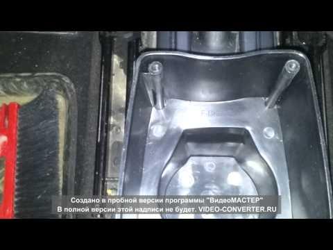 установка подлокотника рено дастер