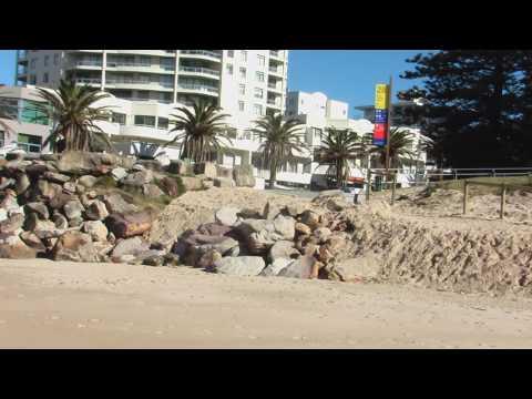 Australian Coastal Erosion. Protecting our beaches