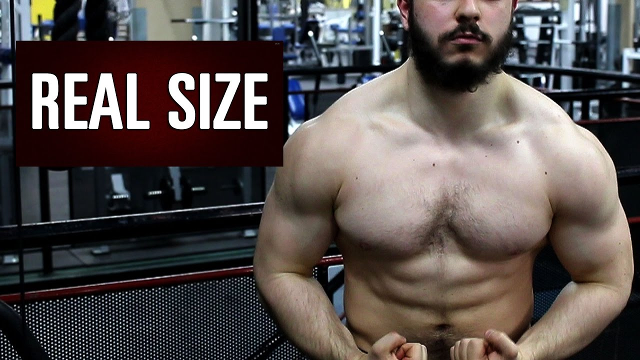 lean vs bulky the secret to looking massive youtube