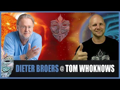 Dieter Broers @ Tom WhoKnows 10.09.2016 - Was bestimmt die Zukunft der Menschheit?