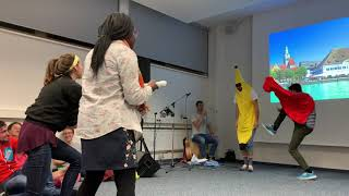 Young Life Skit - The Video Game (Contact Work Edition)