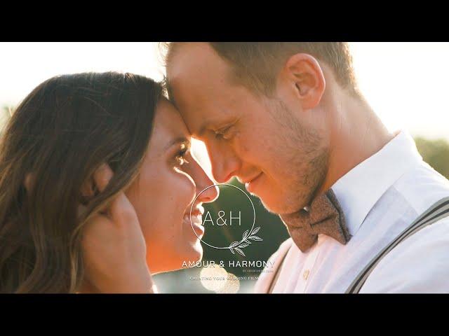 Rebecca & Max - Hochzeitsvideo Wannsee Berlin