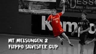 MT Melsungen 2 beim 33. Flippo Silvester Cup 2017