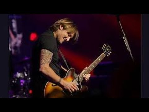 Keith Urban - Parallel Line LIVE Cover and TUTORIAL