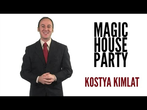 Hire A Magician For Your Private Party | Kostya Kimlat, Orlando Magician