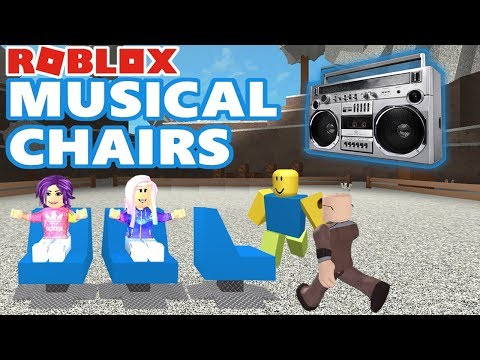 Roblox: Musical Chairs 🎼💺 / The Classic Party Game!