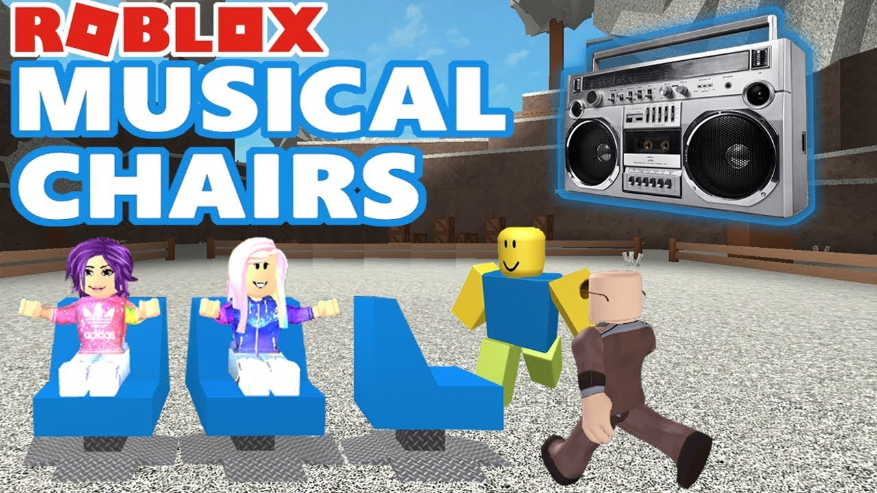 Roblox Musical Chairs The Classic Party Game Youtube