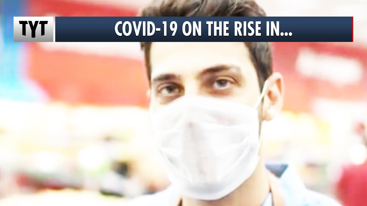 COVID-19 Cases On The Rise In The United States