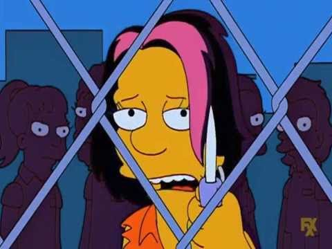 The Simpsons The Wandering Juvie part 3