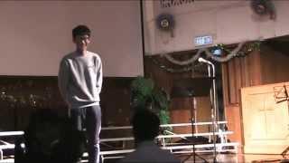 匯基書院2014-15學生會Dreamer 《獨唱初賽》