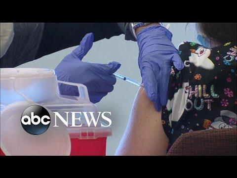 Almost 2 Million Americans Received First Dose Of COVID-19 Vaccine