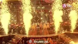 Sriti & Shikha Perform in Diwali Ceremony at &Tv