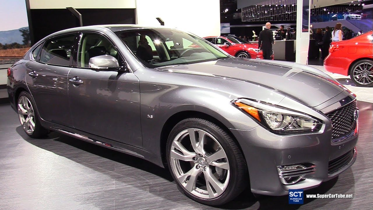 2017 infiniti q70l exterior and interior walkaround 2017 detroit auto show youtube. Black Bedroom Furniture Sets. Home Design Ideas