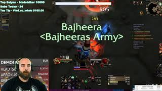 "Bajheera - ""THE SOLE SURVIVOR"" (Arms Warrior PvP) - WoW Classic World PvP"