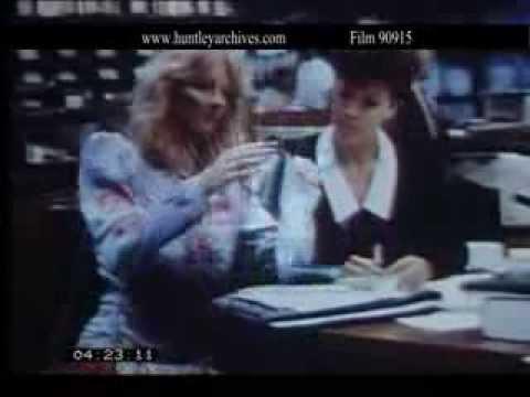 Lloyd's underwriters, 1980's.  Film 90915