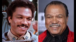 Star Wars 9 Did Billy Dee Williams' son just tease his dad is back as Lando Calrissian